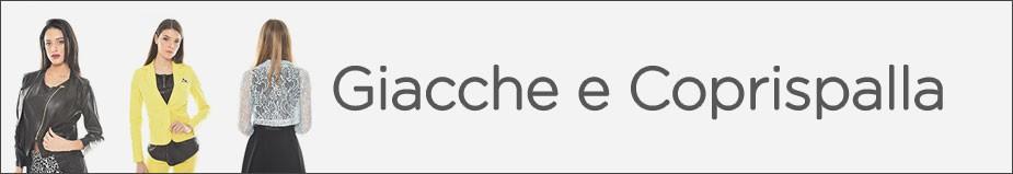 GIACCHE E COPRISPALLE DONNA
