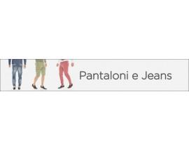 PANTALONI E JEANS UOMO