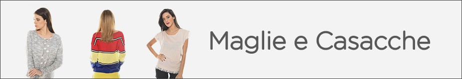 MAGLIERIA E CASACCHE DONNA Special Price