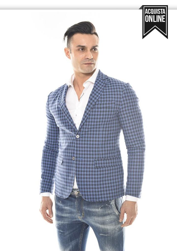 super popular be59b e23d2 In cerca della perfetta giacca slim fit? Giacca monopetto o ...