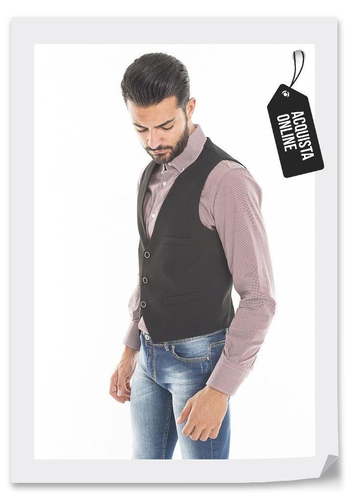 the latest d4bbe 62328 Come abbinare e indossare il gilet da uomo