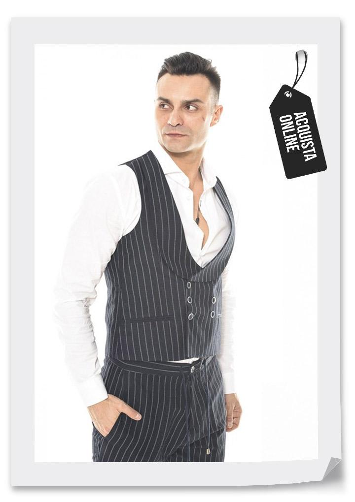 Come abbinare e indossare il gilet da uomo for Abbinamento a tre