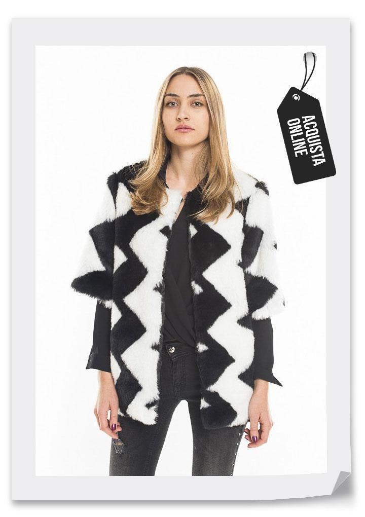 Il gilet in pelliccia ecologica  il nuovo trend della moda donna daccc482e20
