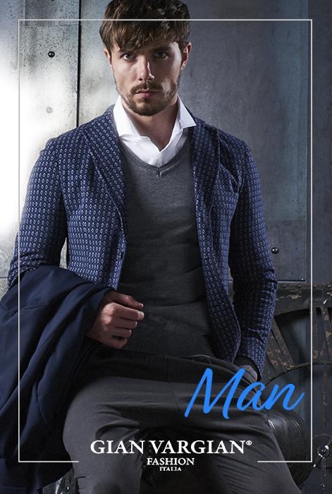 b98a6dbe2c05 Negozio online abbigliamento uomo donna fashion - Gian Vargian ...