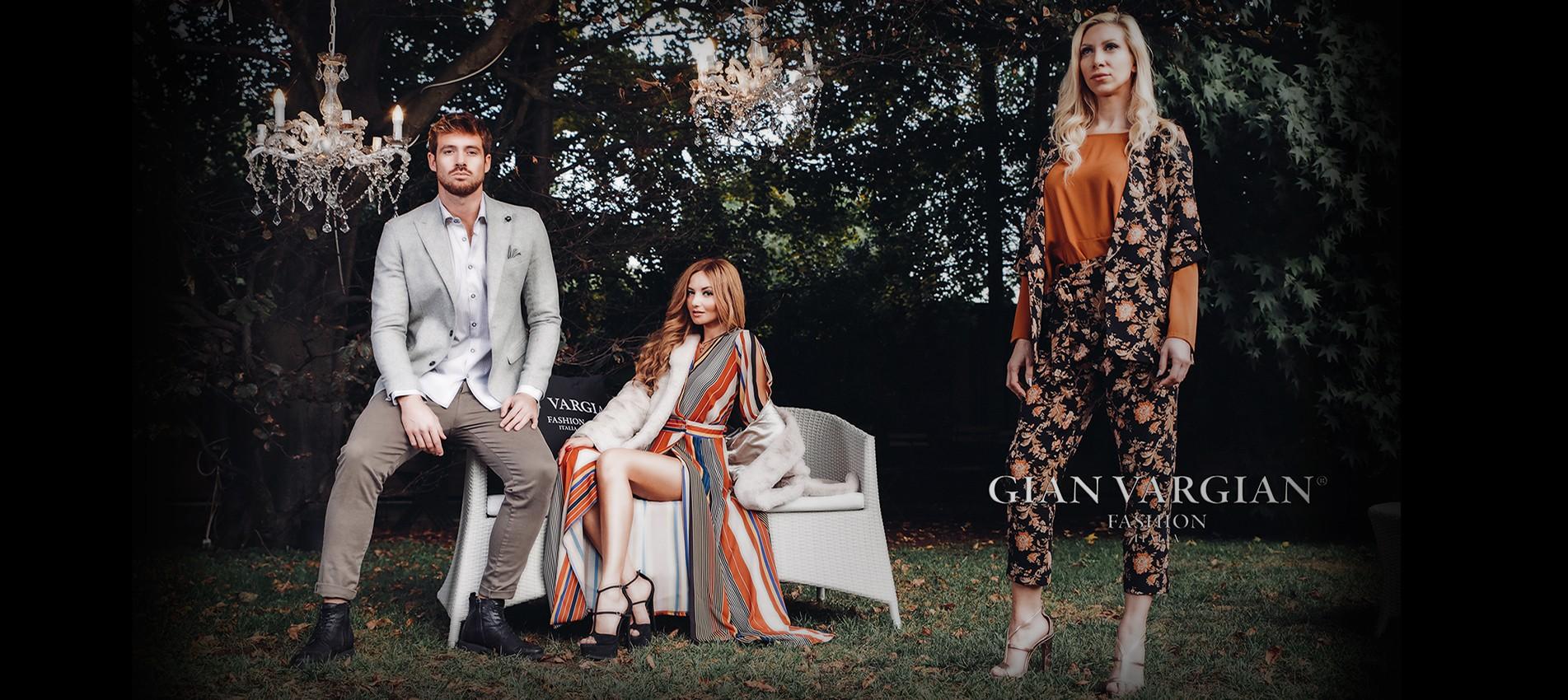 6a0c48662b6d Negozio online abbigliamento uomo donna fashion - Gian Vargian ...