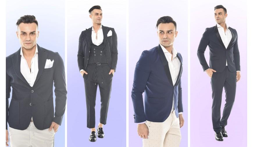 Look Invitato Matrimonio Uomo : L abito da uomo perfetto per invitato al matrimonio in